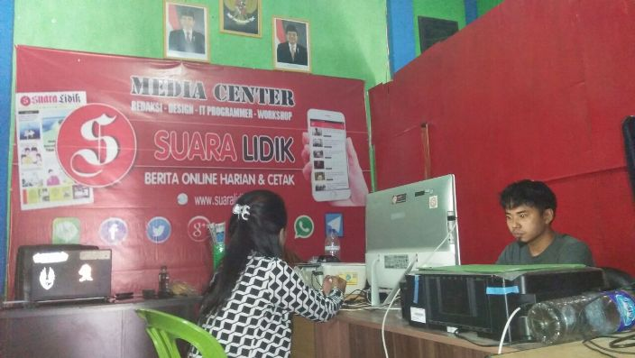 Media Center Suara Lidik