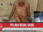 begal di jln hartasning